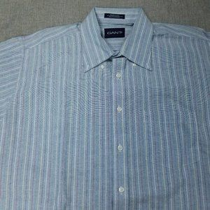 GANT Wrinkle Less Button Shirt